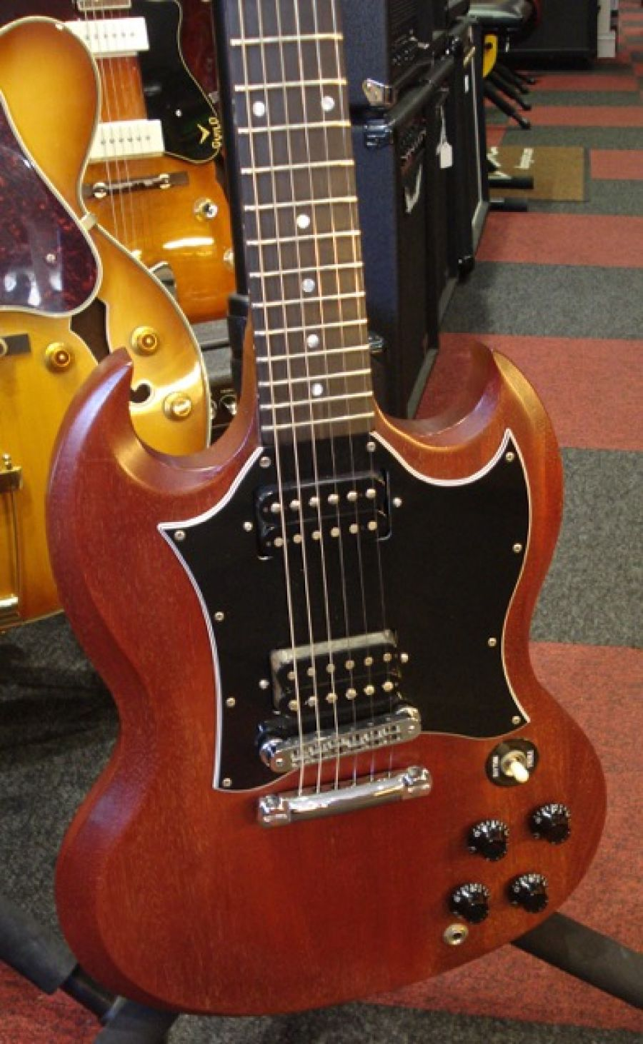 GIBSON SG SPECIAL FADED CHERRY C 2003