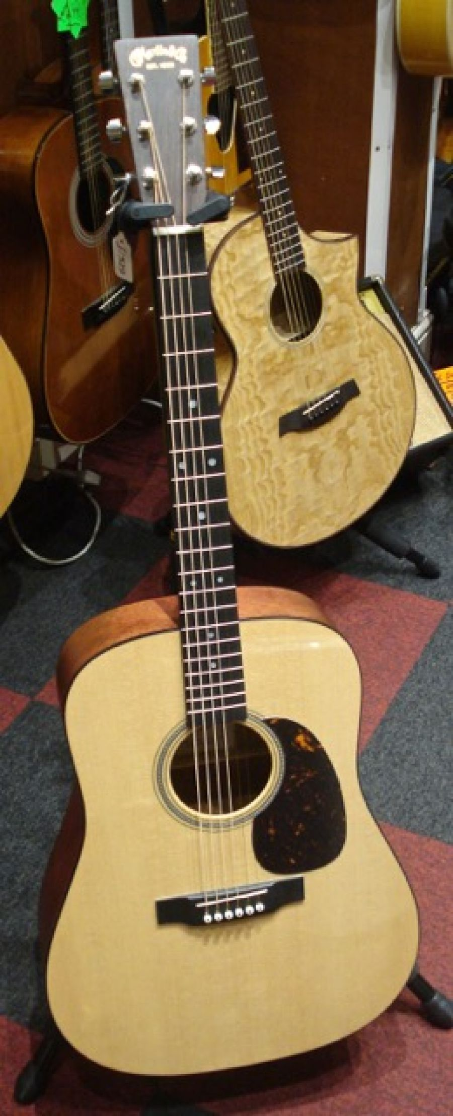 martin d16 gt acoustic wizard guitars sheffield 39 s guitar specialists. Black Bedroom Furniture Sets. Home Design Ideas