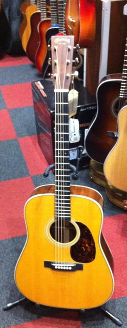 Martin Hd28v Acoustic Wizard Guitars Sheffield S Guitar Specialists